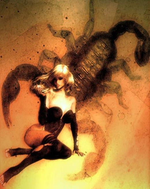Как понять что мужчина скорпион тебя хочет
